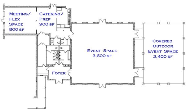 morris center floorplan